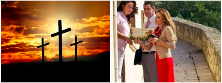 Jehovah's Witnesses or Jesus' Witnesses? Exegetical analysis