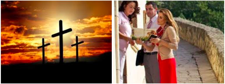 Zeugen Jehovas oder Zeugen Jesu? Exegetische Analyse