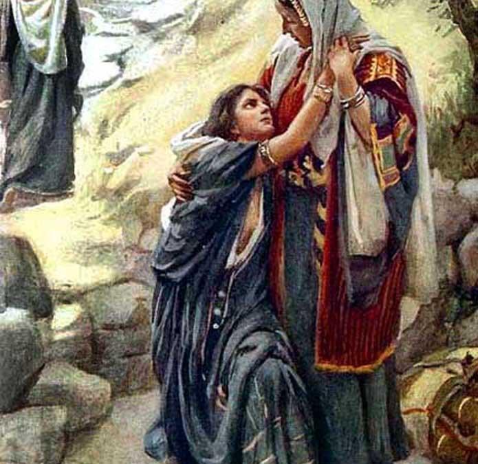 Teologien mellem mandlige og kvindelige i Det Gamle Testamente